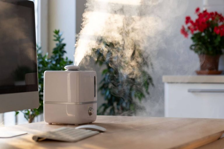 Smart Wi-Fi Air Purifier for Large Room